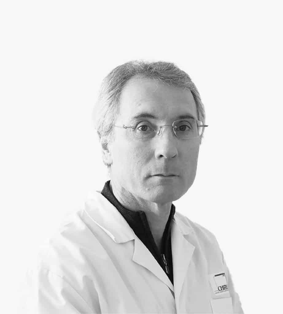 Professeur Louis Crampette