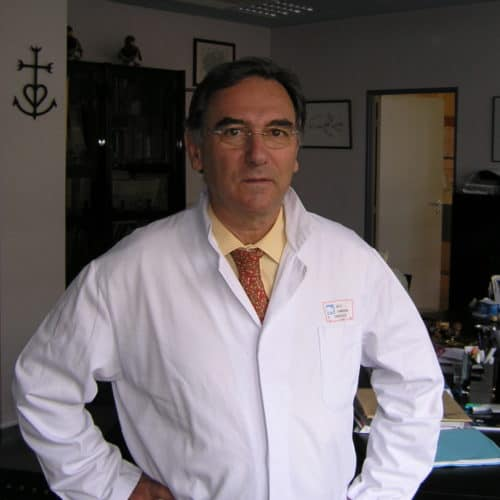 Professeur Bernard GUERRIER