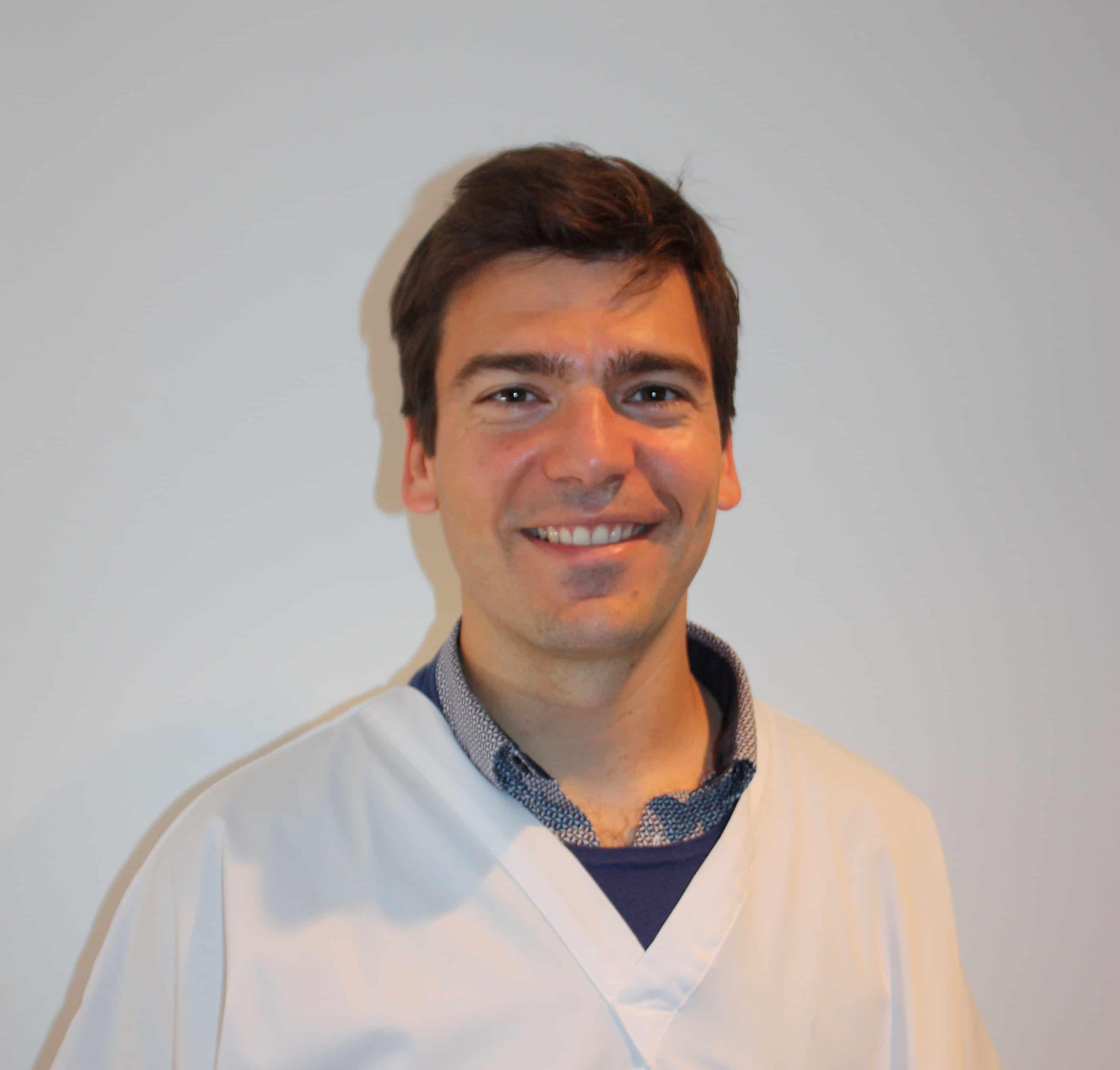 Docteur Vincent TRÉVILLOT